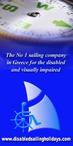 sailing charters for people with disabilities